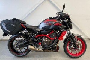 Yamaha MT-07 ABS 2015