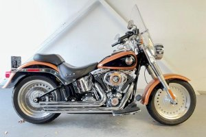 Harley-Davidson Fat boy 2008