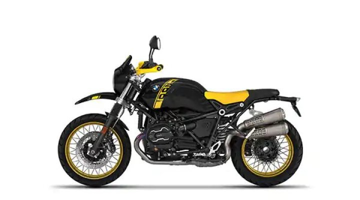 R nineT Urban G/S - 40 Years GS Edition