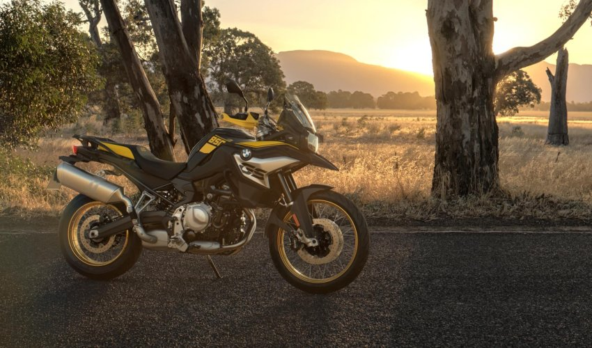 F 850 GS - 40 Years GS Edition